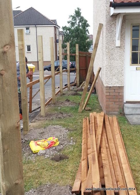 Fence Amp Decking